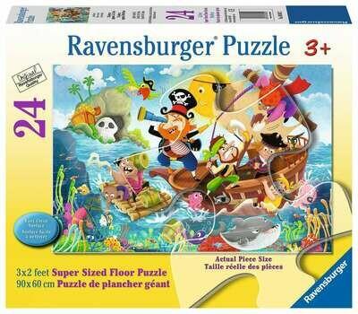 03042 Land Ahoy! Floor Puzzle