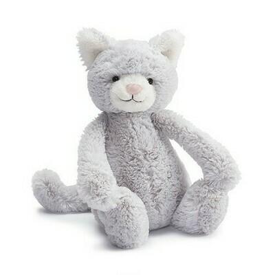 Jellycat Bashful Kitty Med