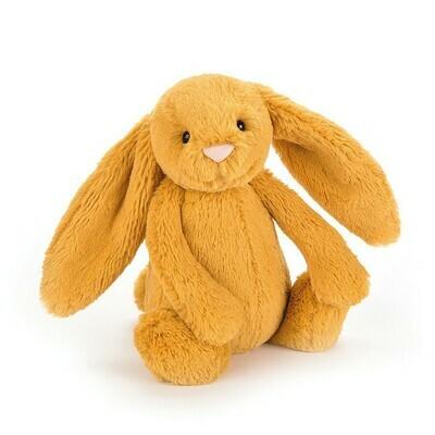 Jellycat Bashful Saffron Bunny Med Plush