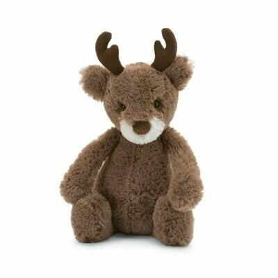 Jellycat Bashful Reindeer Sm
