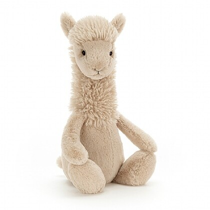 Jellycat Bashful Llama Medium Plush