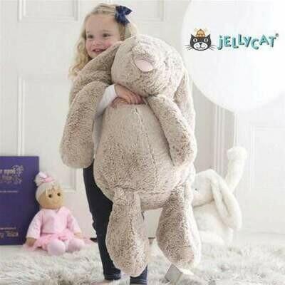 Jellycat Really Big Bashful Beige Bunny