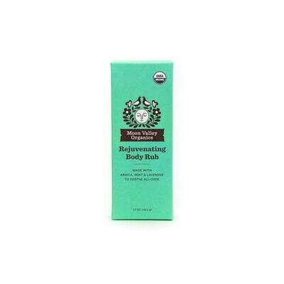 Rejuvinating Body Rub - Moon Valley Organics