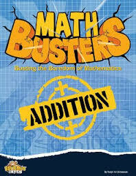 Math Busters - Addition - Fat Brain Toys