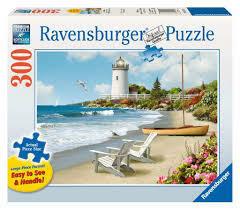 13535 Sunlit Shores 300pc Puzzle