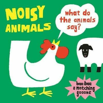 Noisy Animals - A Matching Game