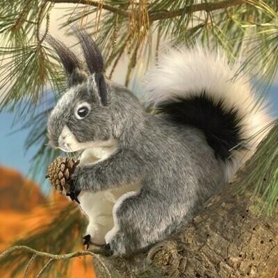 Abert's Squirrel Puppet
