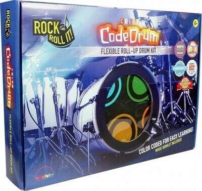 Rock and Roll It Code Drum