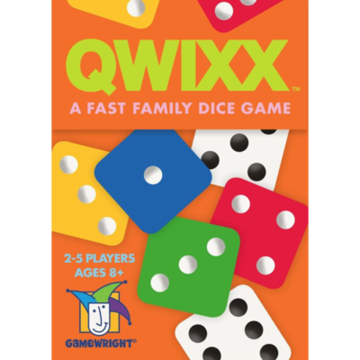 Qwixx Game