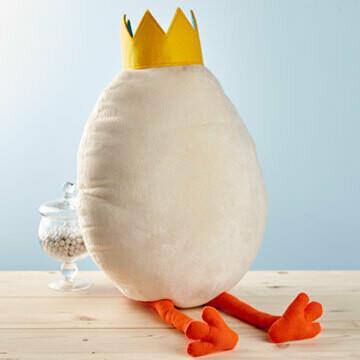 Idea Egg Plush Large