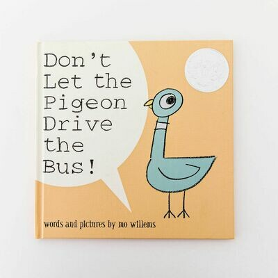 Don't Let the Pigeon Drive the Bus! - Willems - HC