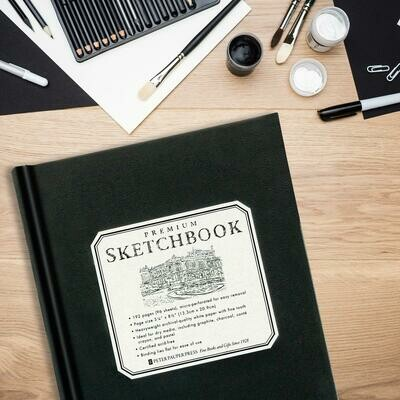 PPP Small Premium Sketchbook