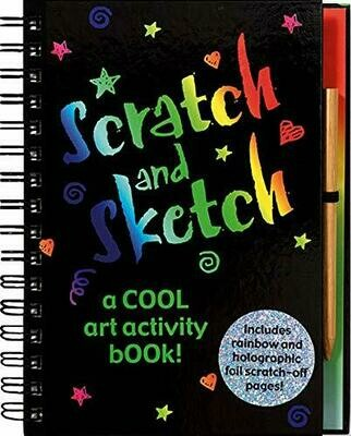 PPP Scratch and Sketch Activity Book
