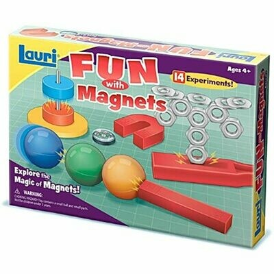Lauri Fun with Magnets