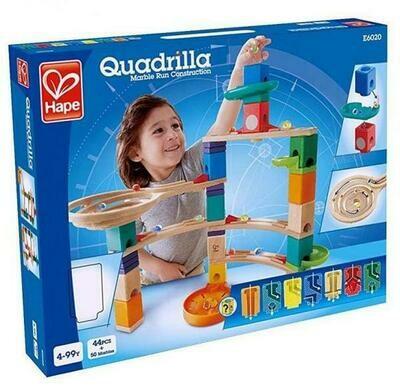 Quadrilla Cliff Hanger - E6020