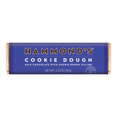 Cookie Dough Milk Candy Bar - Hammonds