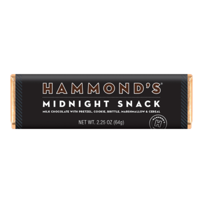 Midnight Snack Candy Bar - Hammonds