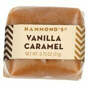 Hammonds Vanilla Caramel