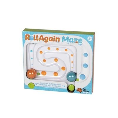 SALE: RollAgain Maze - org. $24.99