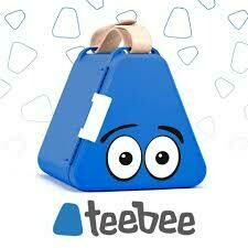 Teebee Blue - Fat Brain Toys