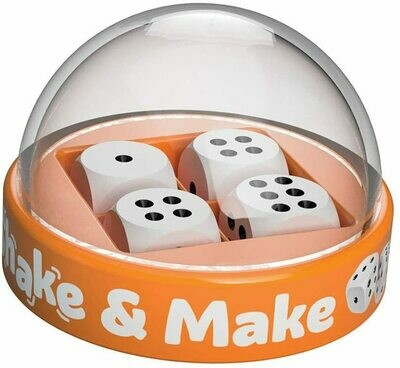 Shake and Make Number Dice Bubble - Fat Brain Toys