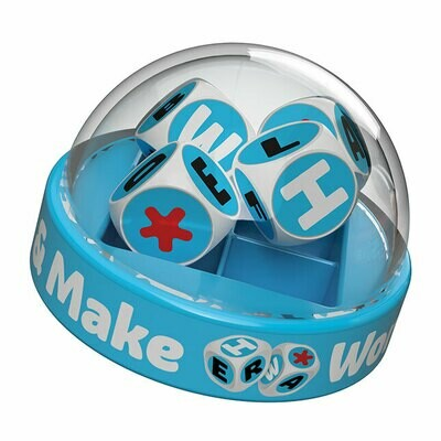 Shake and Make Words Dice Bubble - Fat Brain Toys