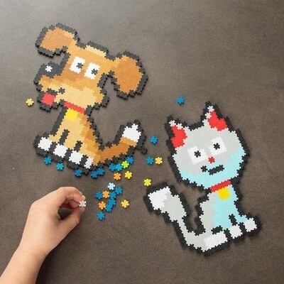 SALE: Jixelz Playful Pets 700pc Set - org. $9.99