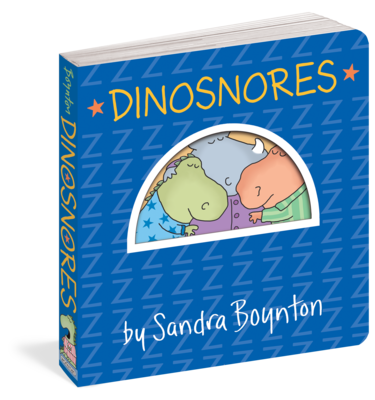Dinosnores - Boynton - Board Book