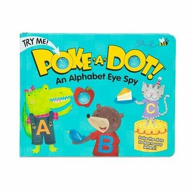 MandD Poke a Dot: An Alphabet Eye Spy - MandD - Board Book