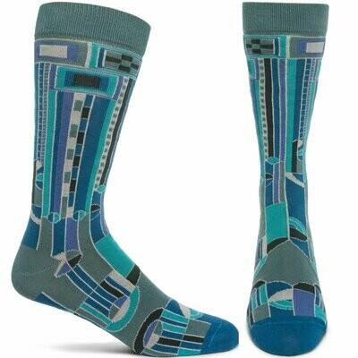FLW Mens Saguaro 2 - Grey - Ozone Socks