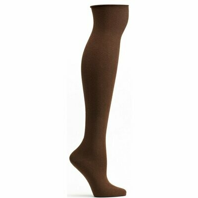 SALE: High Knee Cafe Ozone Socks - org. $11