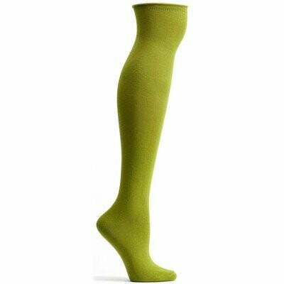 High Knee Forest Ozone Socks