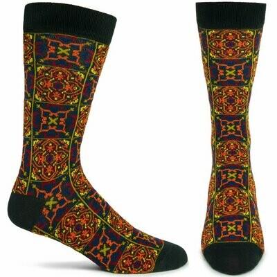 Kaleidosock Charcoal Ozone Socks