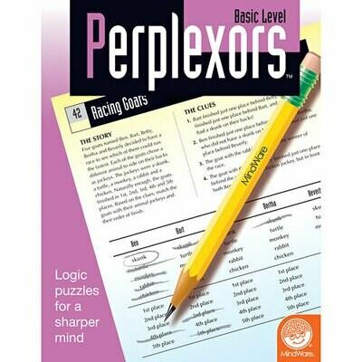 Perplexors: Basic Level Activity Book