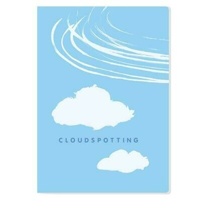 UPG Cloud Spotting Full Size Notebook