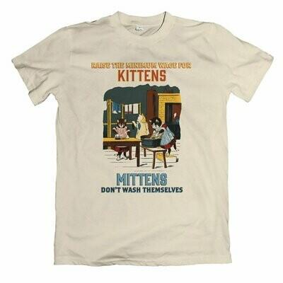 UPG XLrg Kittens Mittens T-Shirt