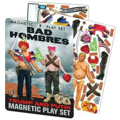 UPG Bad Hombres Magnetic Play Set