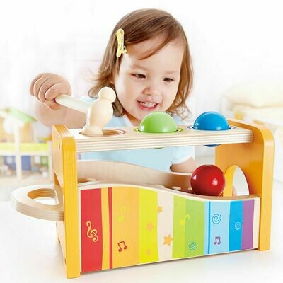 Pound and Tap Bench - Hape