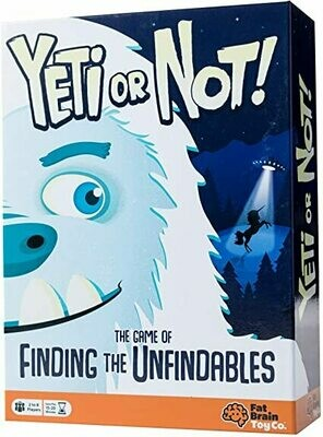 Yeti or Not! - Fat Brain Toys