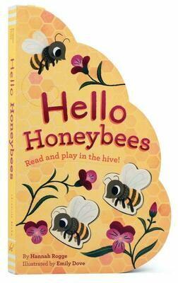 Hello Honeybees - Rogge - Board Book