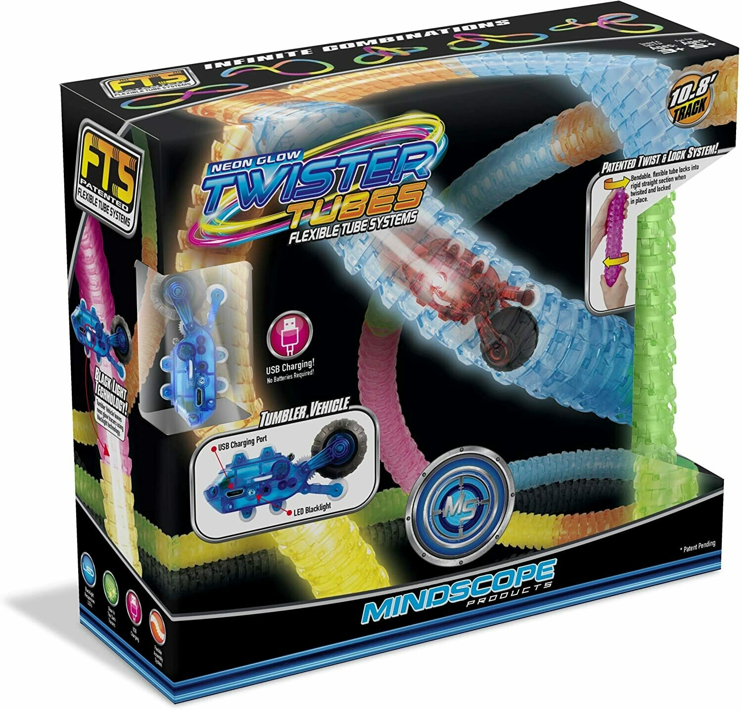 SALE: Twister Tubes - org. $32