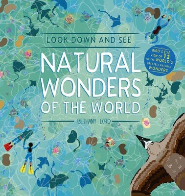 Natural Wonders Of The World - Lord - Hardcover