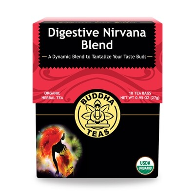 BT Digestive Nirvana Blend Tea