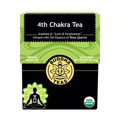 Organic 4th (Heart) Chakra Tea