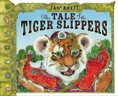 The Tale of the Tiger Slippers - Brett - HC