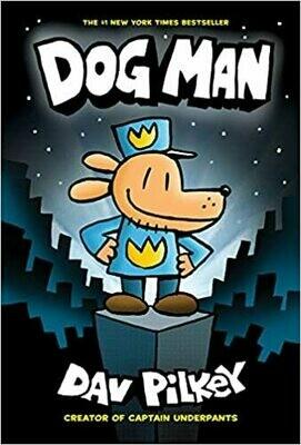 Dog Man - Pilkey - GN