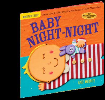 Indestructibles Baby Night-Night - Merritt