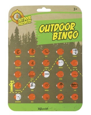 Outdoor Bingo - SO/2