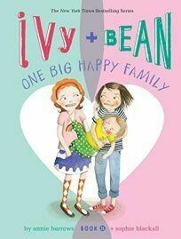 Ivy & Bean One Big Happy Family-Barrow
