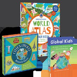 Barefoot Home Time Bundle: Global Kids - Drop Ship
